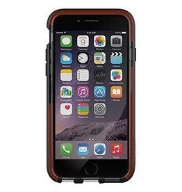 Tech21 Tech21 D3O Classic Trio Band Bumper Case for iPhone 6/6s/7/8 - Black