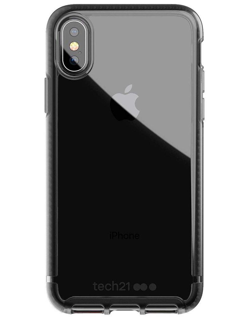 Tech21 Tech21 Pure Clear Case for Apple iPhone X - Smoke