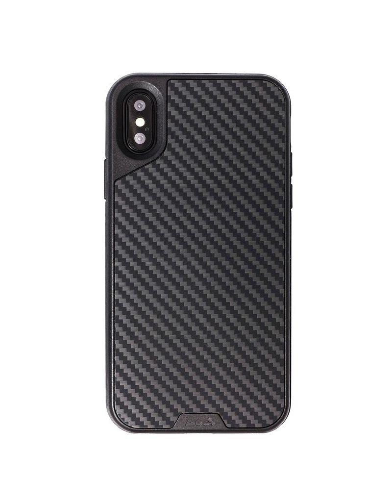pretty nice 65c83 f0396 MOUS Mous Limiteless 2.0 Real Aramid Case for iPhone X/Xs - Carbon Fibre