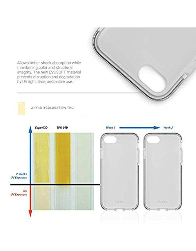 Evutec Evutec Selenium Series for IPhone 7/8 - Clear / Black