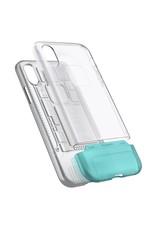 Spigen Spigen iPhone X/Xs Classic C1 Case - Snow