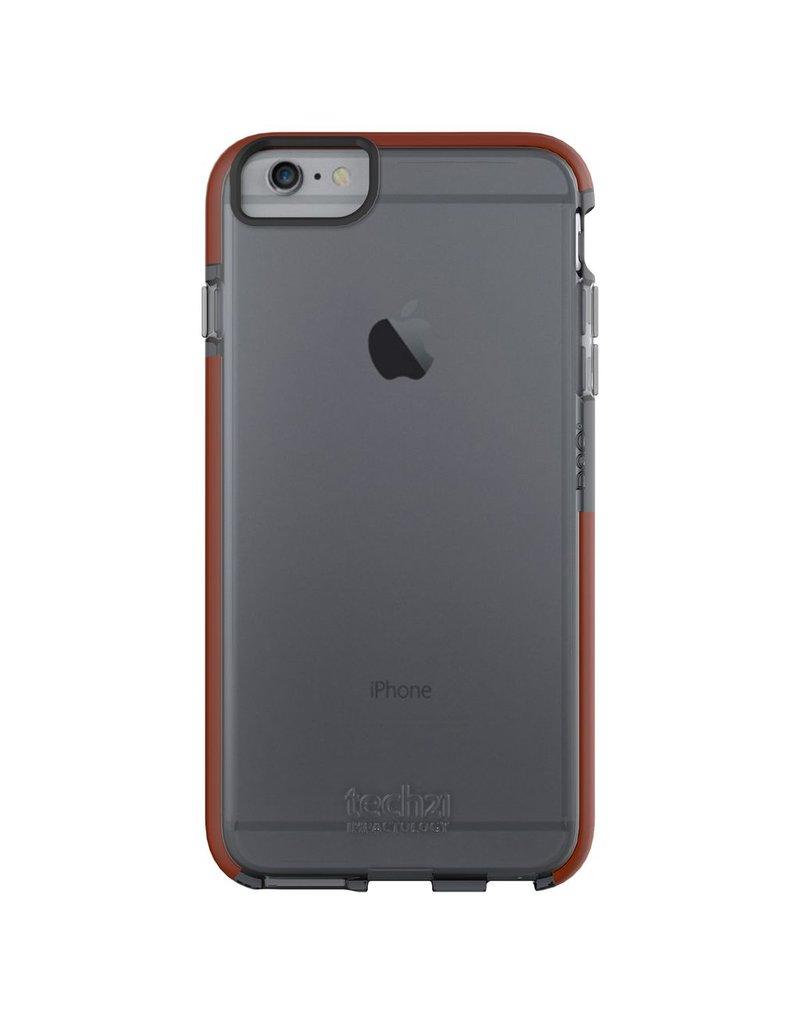 Tech21 Tech21 D3O Impactology Classic Shell Case for iPhone 6/6s Plus - Smokey