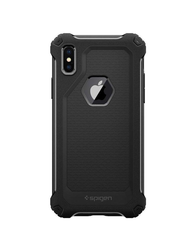 Spigen Spigen iPhone X Case Rugged Armor Extra - Black