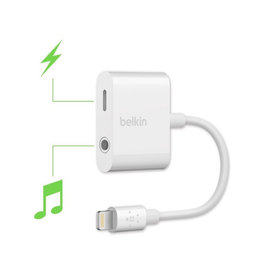 Belkin Belkin 3.5mm Audio + Lightning Connector Charge Rockstar™