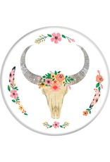 PopSockets PopSockets Device Stand and Grip - Boho Skull