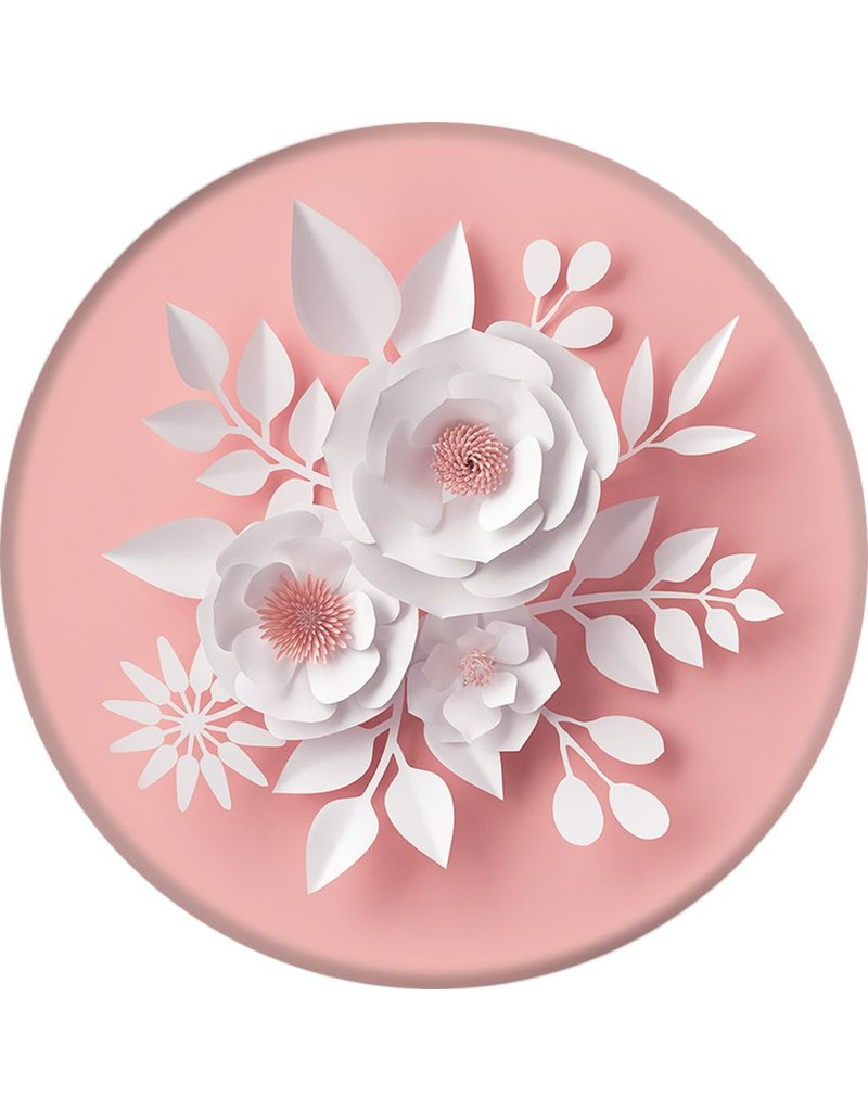 PopSockets PopSockets Device Stand and Grip - Paper Flowers