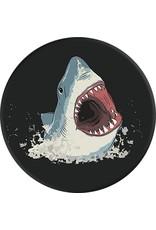 PopSockets PopSockets Device Stand and Grip - Shark