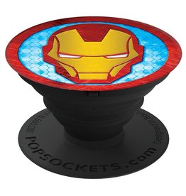 PopSockets PopSockets Marvel Device Stand and Grip - Iron Man Icon
