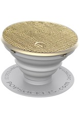 PopSockets PopSockets Device Stand and Grip - Saffiano Gold