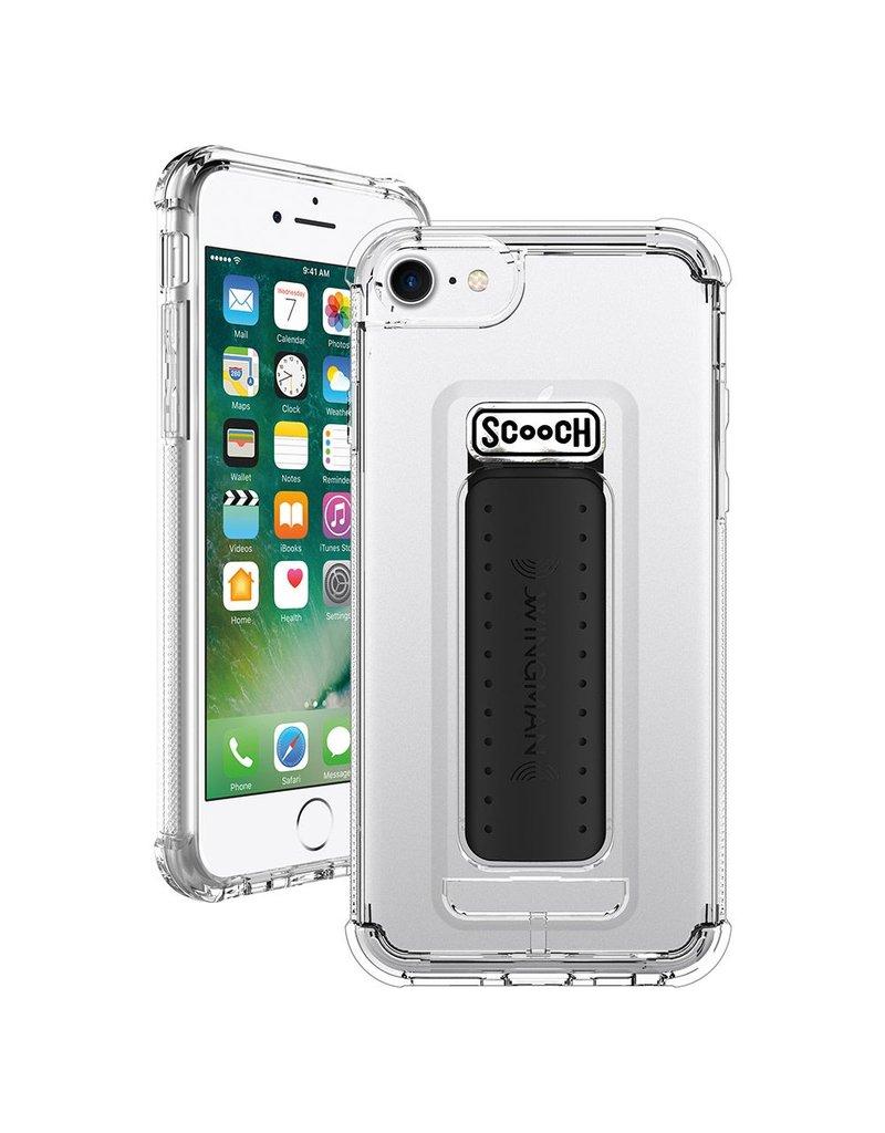online retailer 425ba c5a76 SCOOCH SCOOCH Wingman Case for Apple iPhone 8/7/6s/6 - Clear