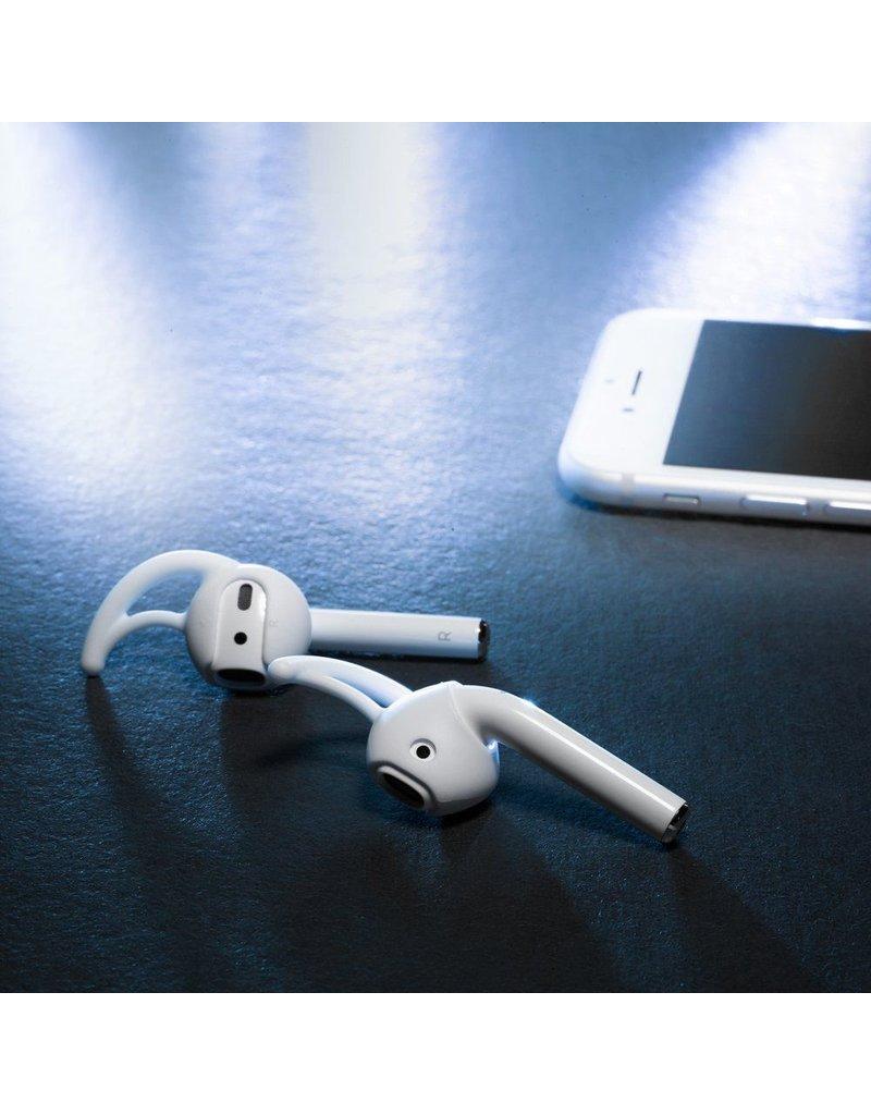 Spigen Spigen Teka Earhooks for Apple Airpods - White
