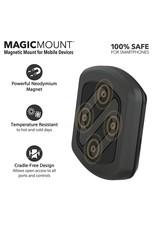 Scosche SCOSCHE MagicMount With USB Power Port - Black