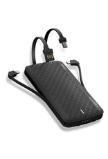 iWalk iWalk Scorpion X Power Bank 8,000 mAh for Micro USB, Type-C, Lightning Devices