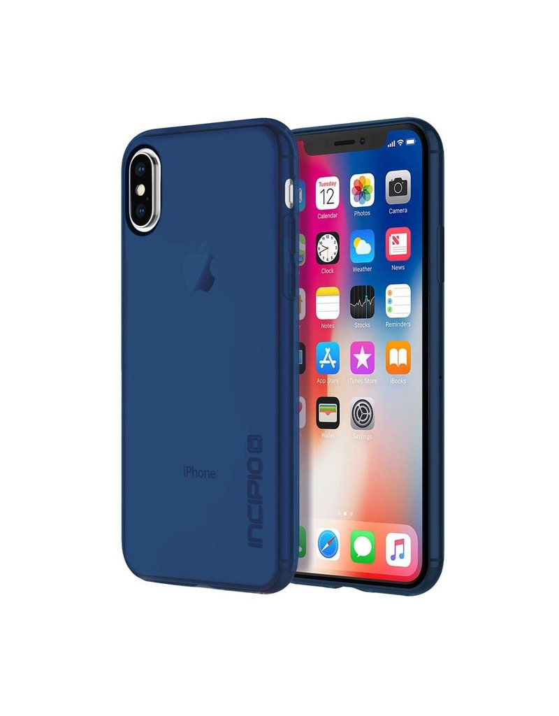 Incipio Incipio NGP Pure Case for Apple iPhone X - Navy