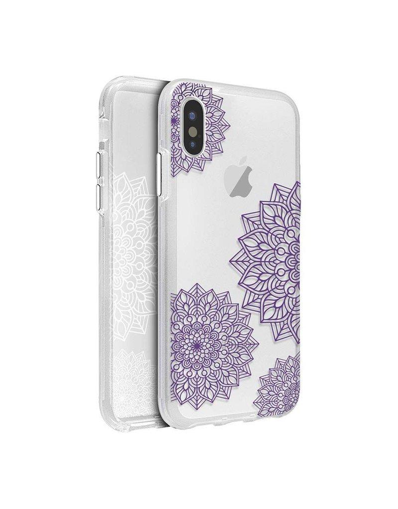 Nimbus9 Nimbus9 Canvas Case for Apple iPhone X - Purple Twine