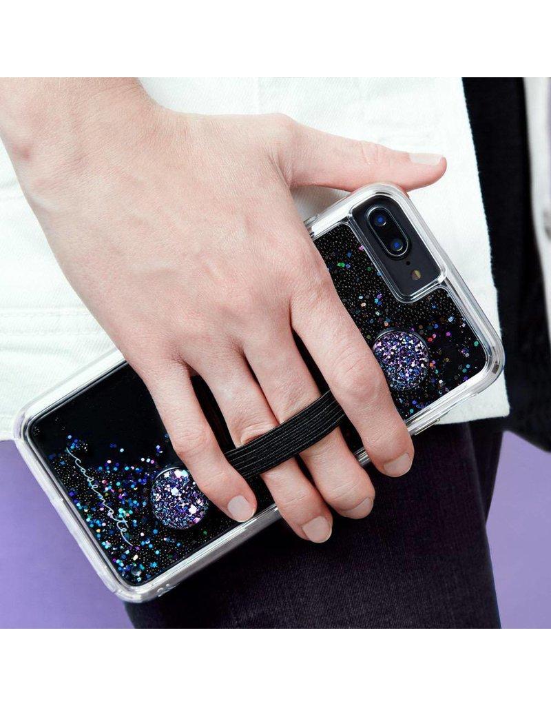 Case Mate Case Mate Straps Device Grip - Black Glitter