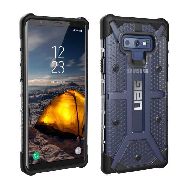 promo code 4f1cb 8a545 UAG UAG Plasma Case for Samsung Galaxy Note 9 - Ice and Black