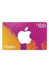 Apple iTunes Gift Card - $100 USA