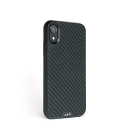 MOUS Mous Limiteless 2.0 Real Aramid Case for iPhone Xr - Carbon Fibre
