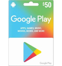 Google Google Play Gift Card - $50 USA