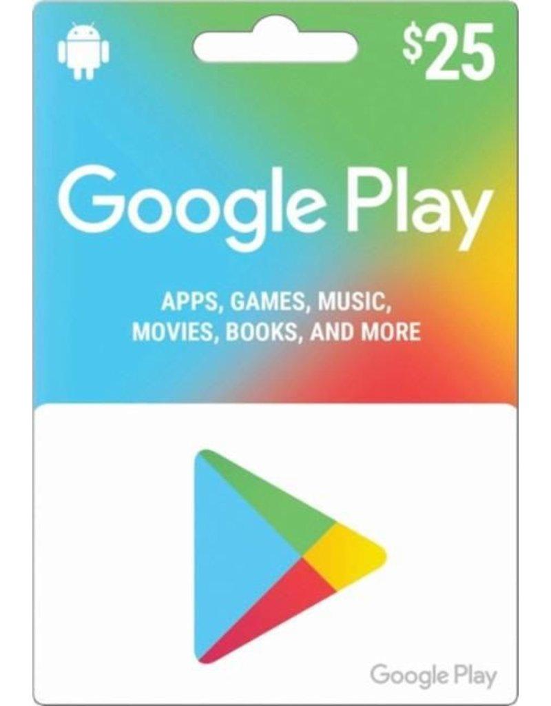 Google Google Play Gift Card - $25 USA