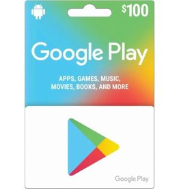 Google Google Play Gift Card - $100 USA