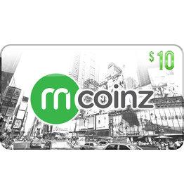 mcoinz mCoinz Gift Card - $10 USA