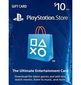 PlayStation PlayStation Gift Card - $10 USA