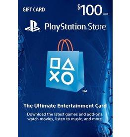 PlayStation PlayStation Gift Card - $100 USA