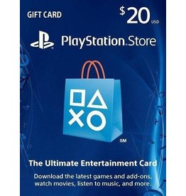 PlayStation PlayStation Gift Card - $20 USA