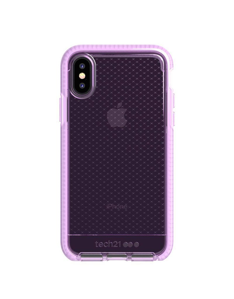 Tech21 Tech21 Evo Check Case for iPhone X/Xs - Orchid