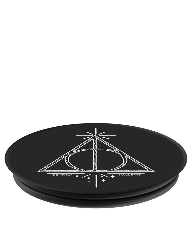 PopSockets PopSockets Harry Potter Device Stand and Grip - Deathly Hallows