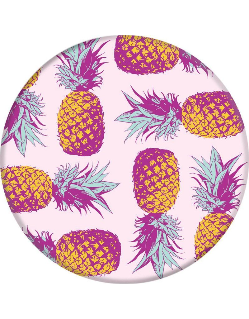 PopSockets PopSockets Device Stand and Grip - Pineapple Modernist