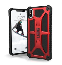 UAG UAG Monarch Series Case For iPhone X - Carbon Fiber