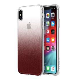 Incipio Incipio Design Classic Case for Apple iPhone Xs Max - Cranberry Sparkler