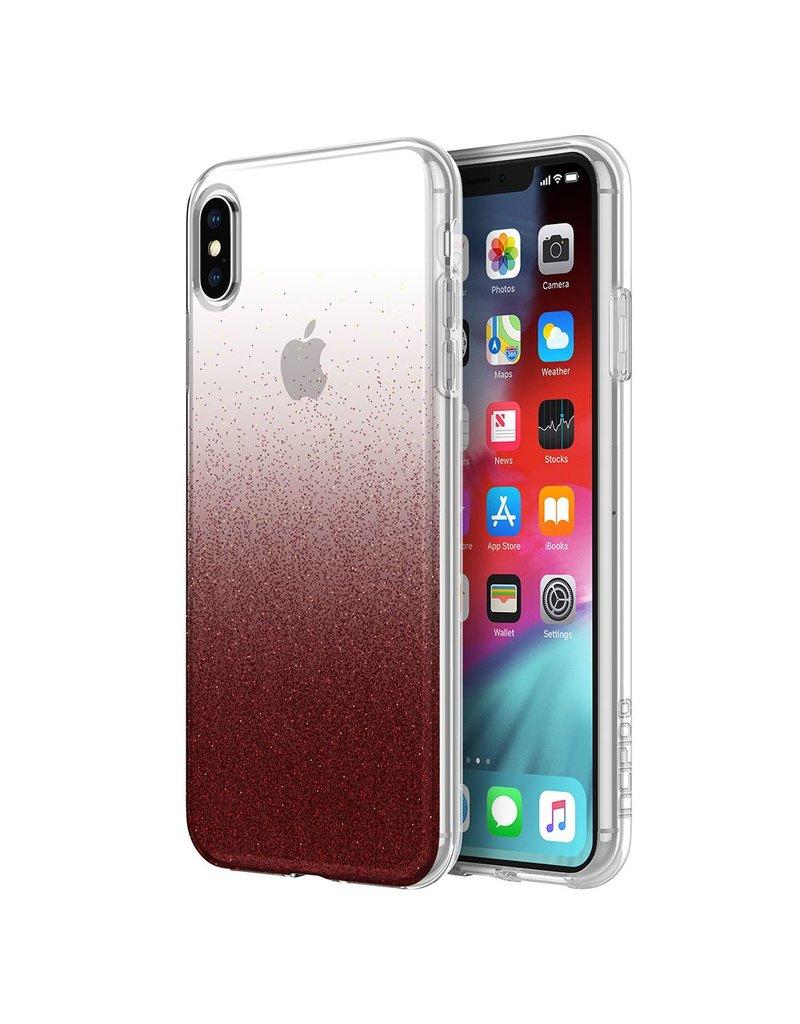 Incipio Incipio Design Classic Case for Apple iPhone Xs Max - Cranberry Sparkler