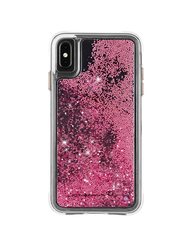 Case Mate Case Mate Waterfall Case for Apple iPhone Xs Max - Rose Gold