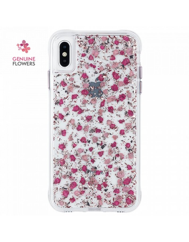 Case Mate Case Mate Karat Petals Case for Apple iPhone Xs Max - Ditsy Flowers