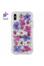 Case Mate Case Mate Karat Petals Case for Apple iPhone Xs Max - Purple