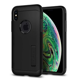 Spigen Spigen Slim Armor Case for iPhone XS Max - Black