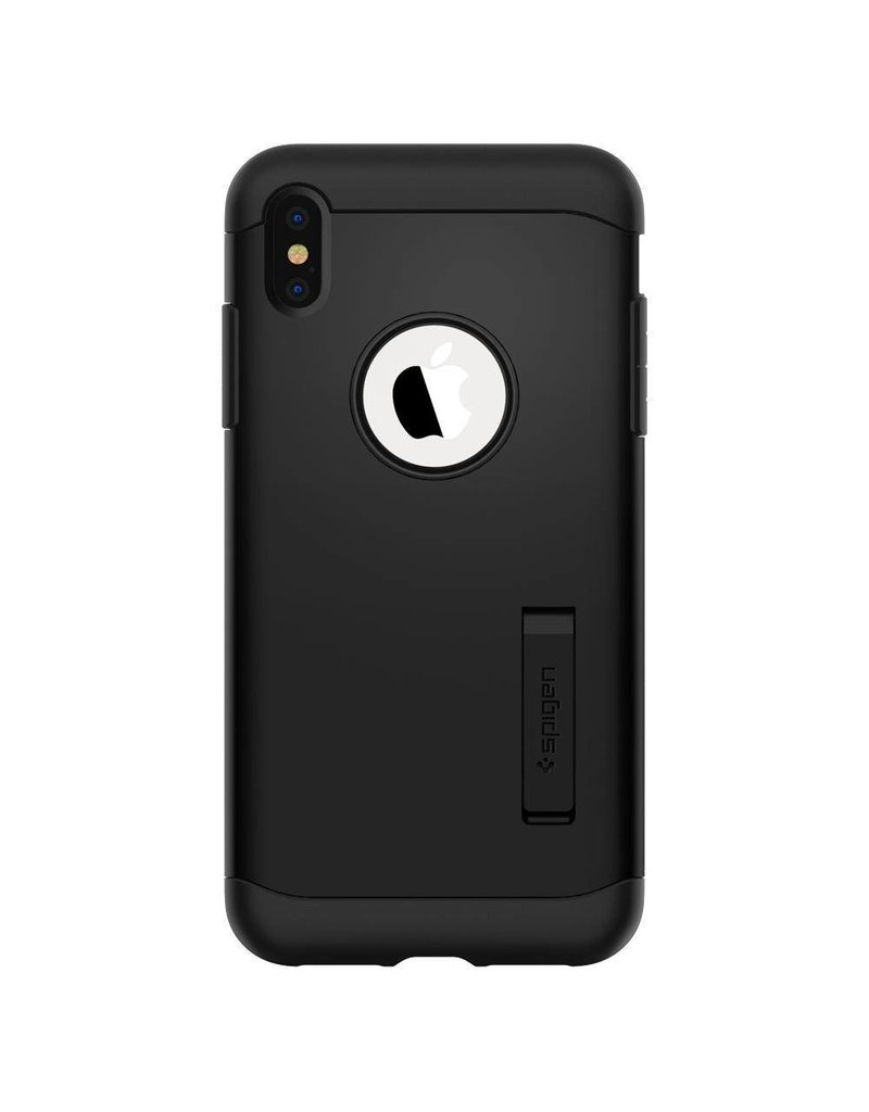 Spigen Spigen Slim Armor Case for iPhone XS Max - Black