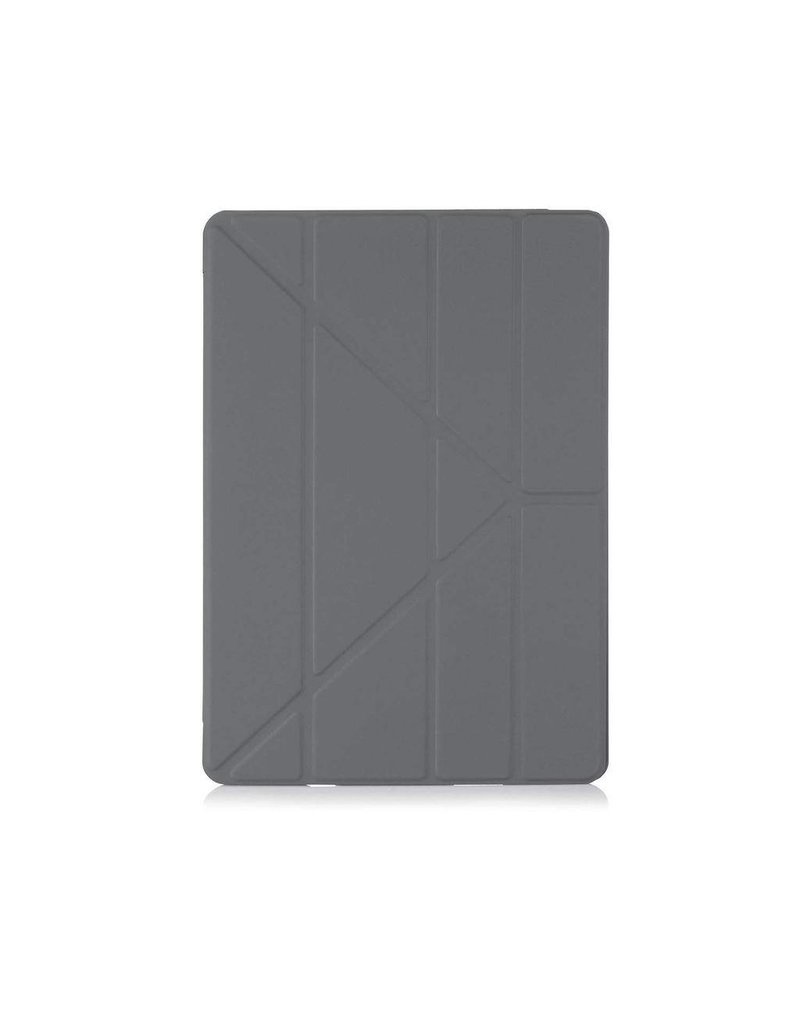 PIPETTO PIPETTO ORIGAMI CASE FOR IPAD PRO 12.9 1st/2nd GENERATION - GRAY