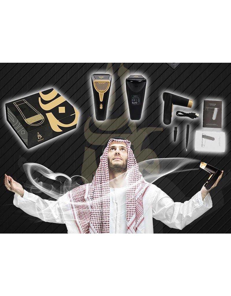 Stylish Rechargeable Portable Bukhoor/Dhukoon