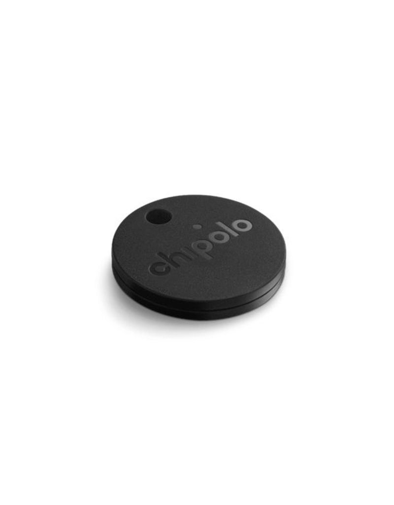 Chipolo Plus-Charcoal Black. The world's loudest Bluetooth tracker.Easy to find your wallet, luggage, keys, phone and more.