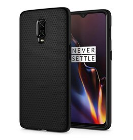 Spigen Spigen Liquid Air Case for OnePlus 6T - Matte Black