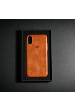 Bull Strap Bull Strap Genuine Bold Leather Case for iPhone Xs Max - Sienna