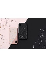 Native Union Native Union Clic Terrazzo The Hand-Crafted Terrazzo Case for iPhone X/Xs - Rose