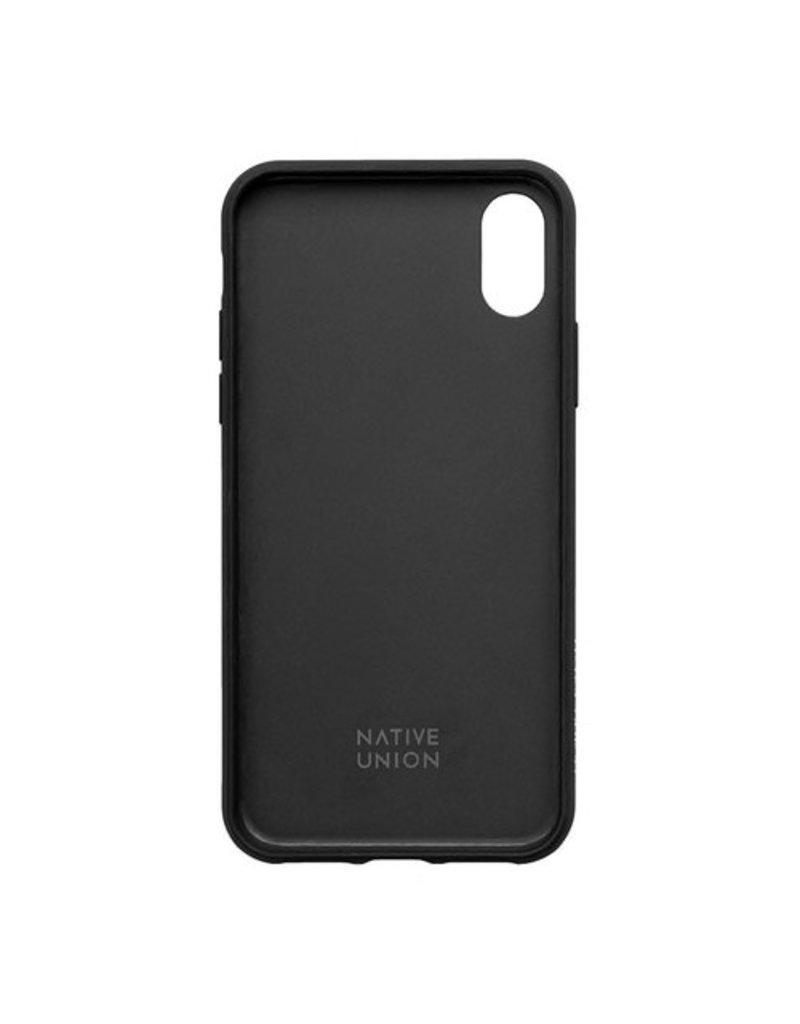 Native Union Native Union Clic Terrazzo The Hand-Crafted Terrazzo Case for iPhone Xs Max - Black