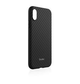 Evutec Evutec Aer Karbon Series With Afix for iPhone X - Black