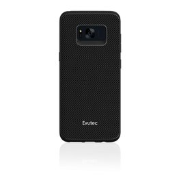 Evutec Evutec Aergo Series Ballistic Nylon Case With Afix Vent Mount For Samsung Galaxy S8 - Black
